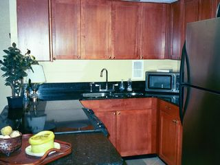 Clearwater Beach condo photo - Newly Remodeled Kitchen
