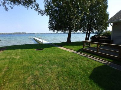 Perfect Kelly Lake Getaway 45 minutes North of Green Bay!