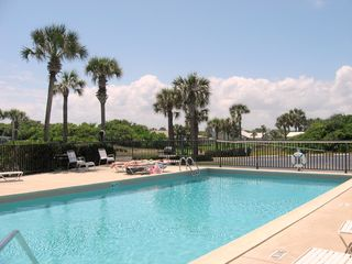 Ormond Beach condo photo - Inviting pool for sunning or swimming