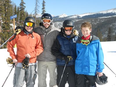 Make great family memories on the slopes of Winter Park!