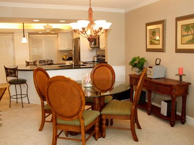Sanibel Island condo rental - Dining Room