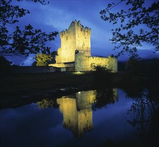 Killarney house rental - Ross Castle