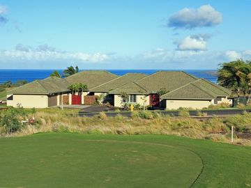 Private Villa overlooking Waikoloa/Kawaihae & Hapuna Prince Golf Course