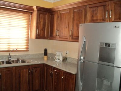 Bavaro condo rental - Kitchen