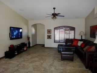 Lake Havasu City house photo - Living Room with 55 - inch TV