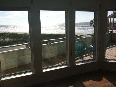 Galveston house rental