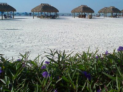 Come enjoy the soft sand and hot sun in Marco Island!!!