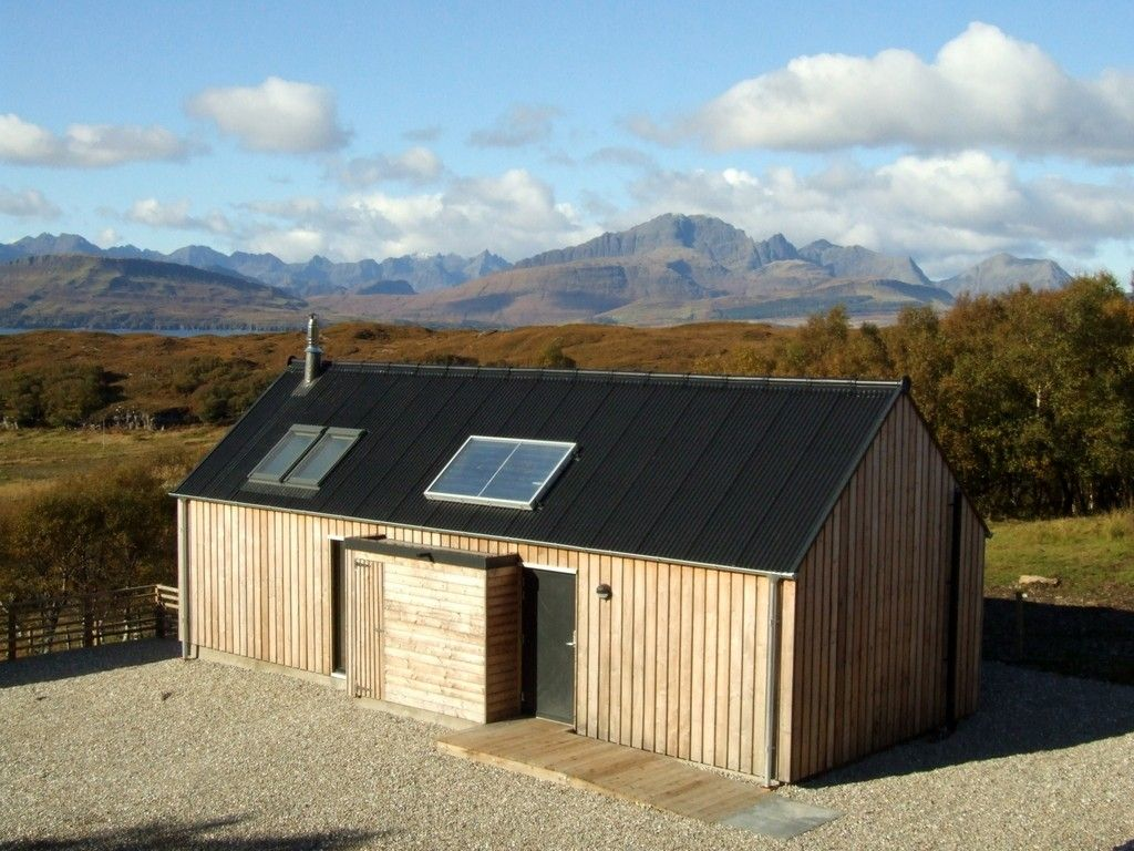 F Or Sgeir Cottage Cosy Modern Cottage Glorious Sea