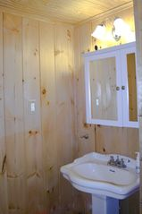 Cedar Lake cottage photo - Simple, eco-friendly luxuries include filtered lake-water for washing up.