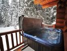 The hot tub is waiting! - Government Camp house vacation rental photo