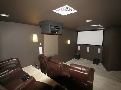 Authentic Theater with Video Library