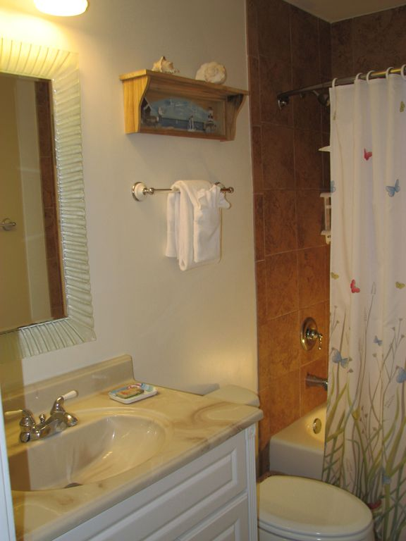 First floor guest bathroom