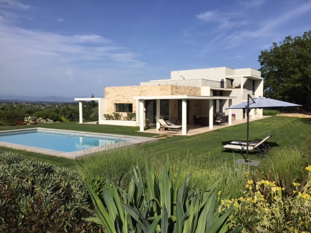 very modern house in valbonne exceptional 6604212