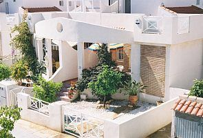 Playa Flamenca villa rental - Award Winning Greek Style Villa 3 beds 2 bath