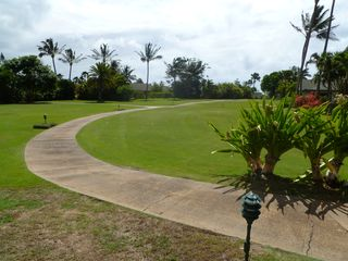 Poipu condo photo - Walking path to Shipwreck beach (5 minute walk)