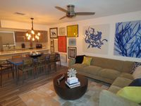 True Relaxation in a NEWLEY REMODELED  2/2, Fishing, Beachfront, Tennis , Pool