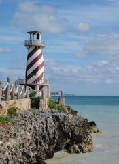 Grand Bahama Island cottage photo - The Lighthouse that's walking distance from Eden Cottage