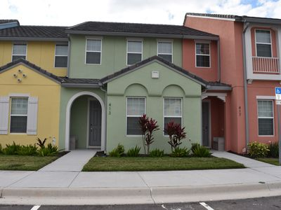 New Townhouse for up to 11 people, close to Disney