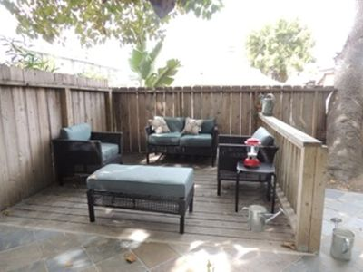 San Diego bungalow rental