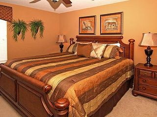 Master bedroom 2 - Windsor Hills villa vacation rental photo