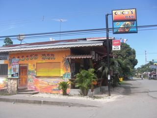 Cahuita house photo - Coco's Infamous Night Spot