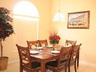 Orange Tree villa photo - Dining Room