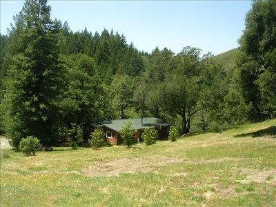 Santa Rosa cabin rental - Relax and experience the natural world