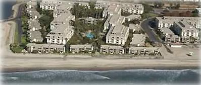 North Coast Village on the Sand - Aerial View