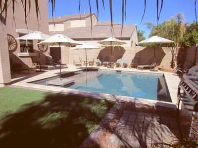 Another STYLISH VACATION: our World Travelers Retreat! + Private Pool Park!