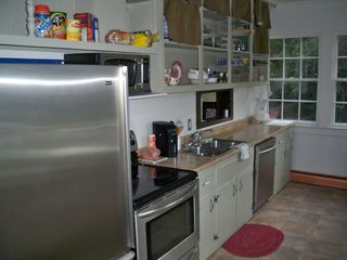 Gloucester house photo - All stainless steel appliances