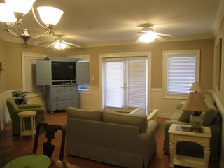 Tybee Island condo photo - Living Room