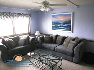 Kill Devil Hills condo photo - Living 3
