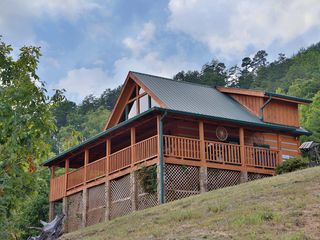 A walk in the clouds a two bedroom cabin wi vrbo for Vrbo wisconsin cabins