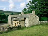 SOUTH COTTAGE, with a garden in Healaugh Near Reeth, Ref 1568