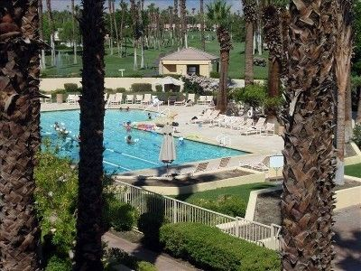1 OF OUR RESORT POOLS @ PALM VALLEY CC WHERE WE HAVE COCKTAIL SERVERS...