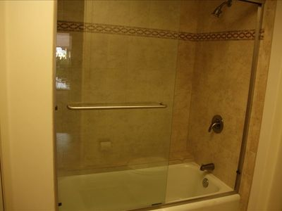 Second Bathroom Shower Tub
