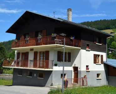 Apartment Near the center of the village, Wifi, near equipment (6 people)