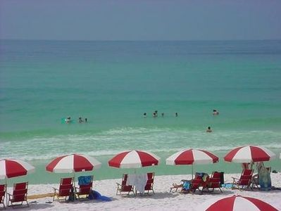 Beautiful Beach, Okaloosa Island