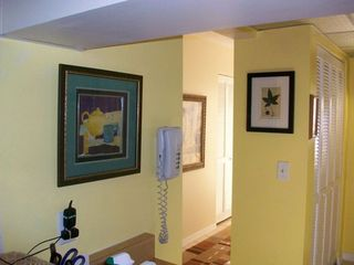 Kitchen and Hallway areas