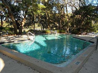 Amelia Island condo photo - Cool off in private pool.