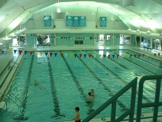 Corolla house photo - Indoor Pool @Sports Center across the street