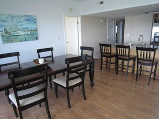 Wrightsville Beach condo photo - Dining Area with Plenty of Space!