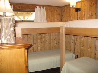 Windham chalet photo - Bunk Room (4) beds