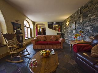 Killarney cottage photo - Another view of the Sitting Room