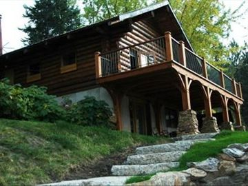Kidd Island Bay cabin rental - Blossom Mountain Retreat