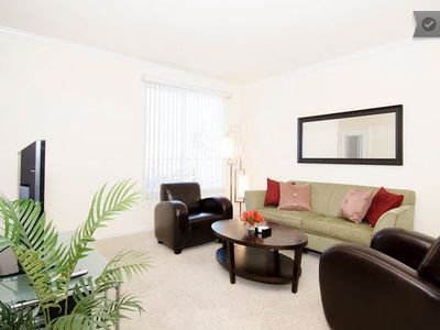 Modern Condo with pool - Santana Row area  - Walk To Shopping & Restaurants!!