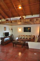 Manuel Antonio house photo - Living room and Loft