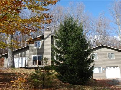 Canaan Valley house rental - 'Paradise Found' Exterior
