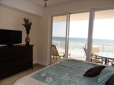 Tropic Winds condo rental - Listen to the sounds of the Ocean while you sleep....