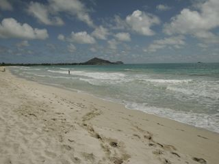 Kailua house photo - Beach